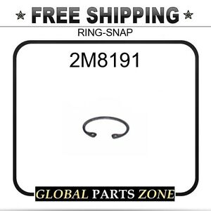 2m8191 Ring Snap For Caterpillar Cat