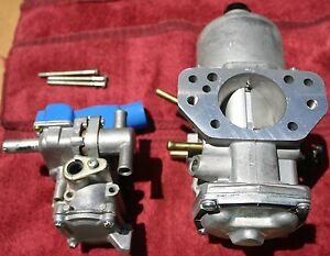 Nos Austin Minor Dual Carburetors