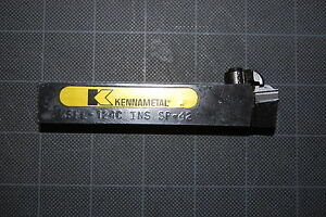 New Kennametal Ksfl 124c Ins Sp 42 Indexable Tool Holder