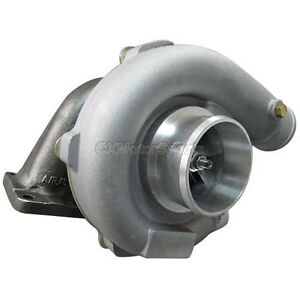 Ceramic Ball Bearing Turbo Charger T3 T04e 4 Bolts 50 48 Ar Stage 3 Fast Spool