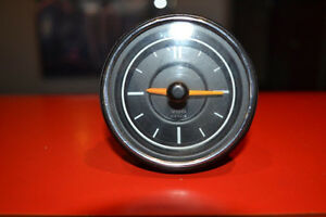 Vintage Early Sl Mercedes Benz Vdo Kienzle Clock 107 542 00 11