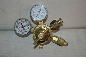 Victor Equipment Sr 252 C Compressed Gas Pressure Regulator Max Inlet 3000 Psig