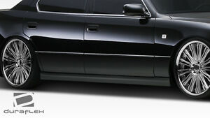 95 00 Lexus Ls Series Ls400 Duraflex Vip Design Side Skirts 2pc 108107