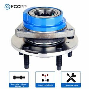 1 New Performance Wheel Hub Bearing Assembly Front Drivers Or Passengers Side