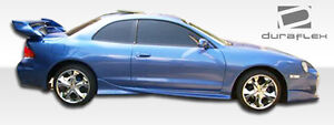 94 99 Toyota Celica Duraflex Vader Side Skirts Rocker Panels 2pc 101504