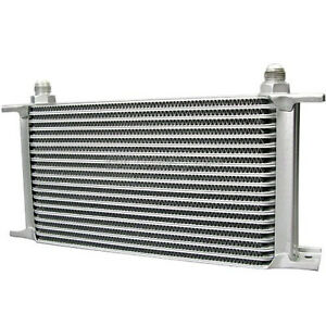 Cx Universal 19 Row An10 Aluminum Engine Transmission Oil Cooler For Honda Civic