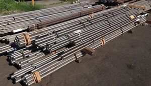 410 Stainless Steel Round Rod Bar 0 50 Dia X 144