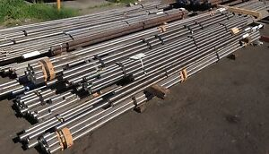 410 Stainless Steel Round Rod Bar 1 125 Dia X 144