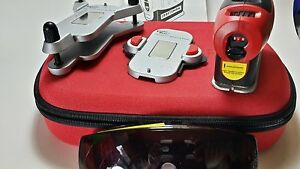 Craftsman 4 in 1 Laser Trac Level With Carrying Case And Laser Enhancing Glasses