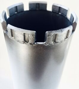 New 2 1 4 Laser Welded Wet Core Bits Manufactured For Reinforced Concrete