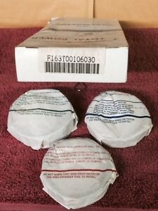 Nos Wisconsin Continental Teledyne F163t00106 030 Piston Ring Set Free Ship
