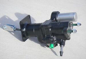 New 63 67 C2 Chevy Corvette Hydroboost And Mount Power Brake Booster