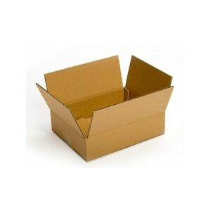 Small 25 Pack 12x9x3 Cardboard Packing Delivery Boxes Shipping Mailing Cases