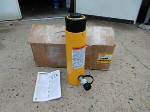 Enerpac Rc 308 Hydraulic Cylinder Duo Series 30 Ton 8 Stroke 10 000 Psi Max New
