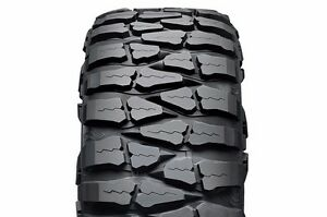 4 New 35x12 50 20 Nitto Mud Grappler M t Tires 35 12 50r20 R20 1250r Mud