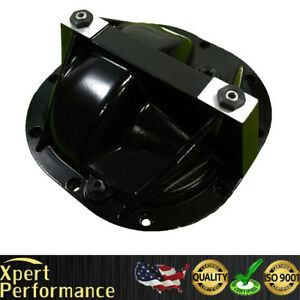 Top Quality Differential Cover For Ford Mustang 8 8 Rear Girdle System blk