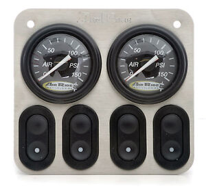 Ridetech 31194000 Electric Control Panel 4 way