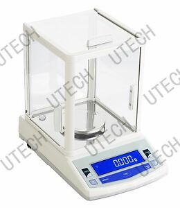 100g0 001g Lab Analytical Balance Digital Electronic Precision Scale Jt1003d