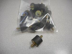 Sdp Stock Drive Products A10z2 300c Vibration Isolator 0 75in Rubber lot Of 40