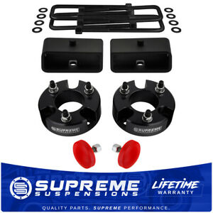 Aluminum 2 5 F 2 R Lift Kit Bump Stops For 05 18 Nissan Frontier B Pro