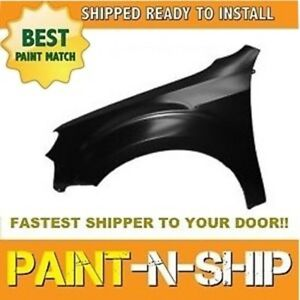 New 2009 2010 2011 2012 2013 Subaru Forester Left Fender Painted su1240128