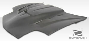 Duraflex C5 Zr Edition 2 Hood 1 Piece For Corvette Chevrolet 97 04 Ed_10613