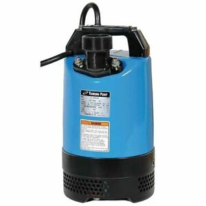 Tsunami Submersible Water Pump 2 inch Discharge 82 Gpm Fits In An 8 inch Pipe