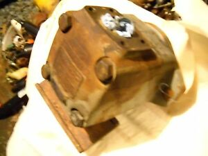 H51 Vickers Vane Hydraulic Pump 35v 30a 4a10 3a1692 Caterpillar 955