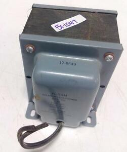 Triad utrad 115v Sec 250va 60hz Isolation Transformer N 55m pzb