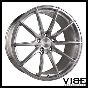 19 Vertini Rf1 1 Titanium Forged Concave Wheels Rims Fits Lexus Isf