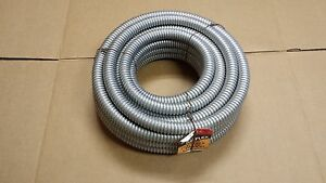 Southwire Alflex 1 x50 Flexible Flex Steel Metal Conduit Type Rws Reduced Wall