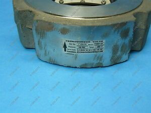 Techno 535 316 Flange Mount 3 Swing Check Valve 316 Stainless Steel 150 Psi New