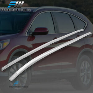 For 2012 2016 Honda Crv Cr V Oe Factory Style Roof Rack Silver Side Bar
