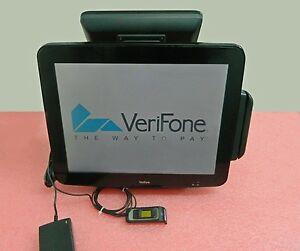 Verifone Mx980i Panel Pos With Printer And Barcode Scanner