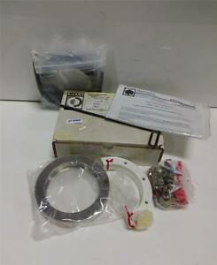 Meco Systems Seal Esaw With Stainless Steel Rotors Nib