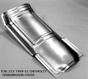 Chevrolet Chevy Car Transmission Tranny Tunnel Hump 1949 1954 223 Ems
