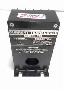 Instruments Transformers Inc Current Transducer Pcl 75