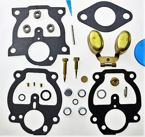 Carburetor Kit Float For Continental Engine Fs162 F162 F163 12105 14544 12952