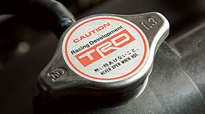 18 5 Psi Trd Radiator Cap Toyota Racing Development Accessory