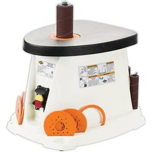 W1831 Oscillating Spindle Sander Free Shipping