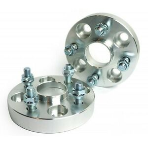 4 Pcs Cnc Wheel Spacers Adapters 4x100 To 4x100 54 1 Cb 12x1 5 25mm 1 Inch
