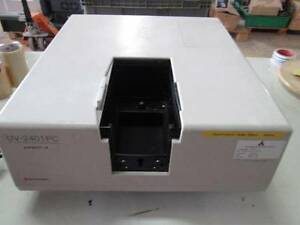 Shimadzu Uv 2401pc Uv vis Recording Spectrophotometer 200nm 900nm
