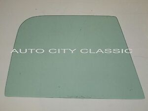 Green Tint Door Glass Ford Pickup And Panel 1938 1939 1940 1941 1942