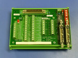 National Instruments Tbx 68t Isothermal Terminal Block For Ni Pci 4351 Usb 4350