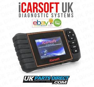 Ford Professional Diagnostic Scan Tool Icarsoft Fdii Fd2 2 Year Warranty