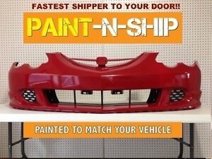 Fits2002 2003 2004 New Acura Rsx Coupe Front Bumper Painted Ac1000143