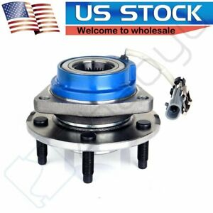 Front Wheel Hub Bearing Assembly For Chevy Pontiac Buick Cadillac W Abs 513121