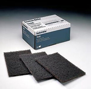 3m Scotch brite Surface Conditioning Blending Hand Pads 6 X 9 20 Pads 04051
