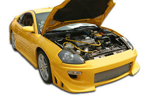 00 05 Mitsubishi Eclipse Duraflex Blits Body Kit 4pc 110673