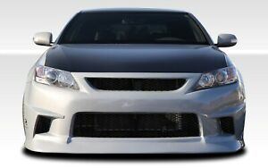 11 13 Scion Tc Duraflex Gt Concept Front Bumper 1pc Body Kit 107647
